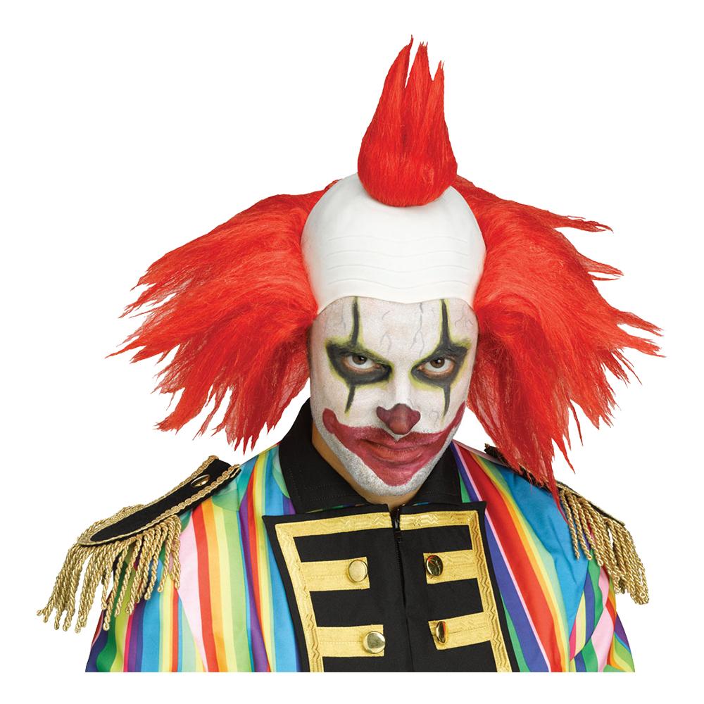 Twisted Clown Peruk - One size
