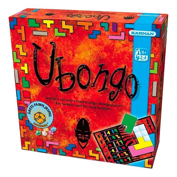 Ubongo Familjespel