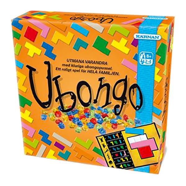 Ubongo Barnspel