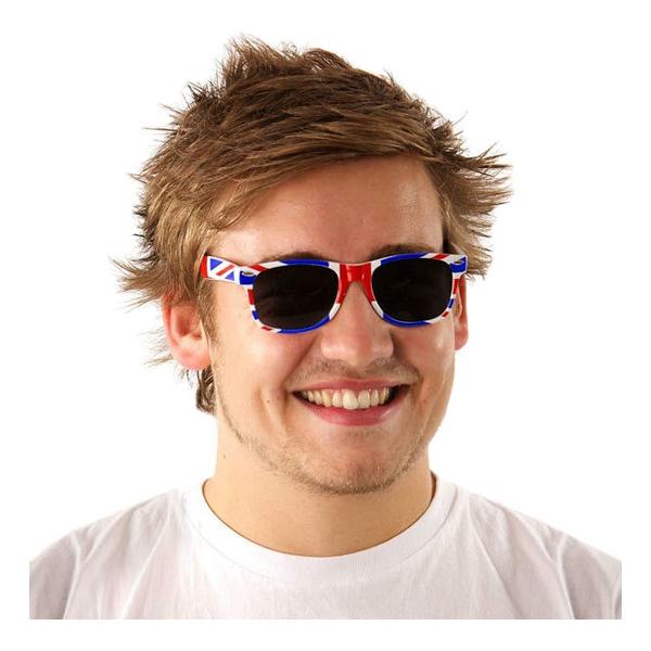 Union Jack Solglasögon