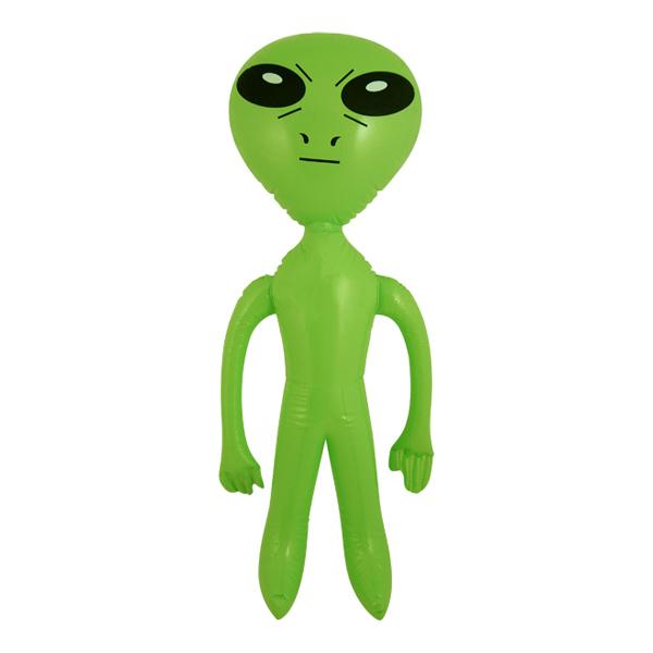 Uppblåsbar Alien