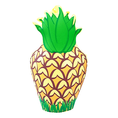 Uppblåsbar Ananas