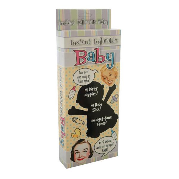 Uppblåsbar Bebis