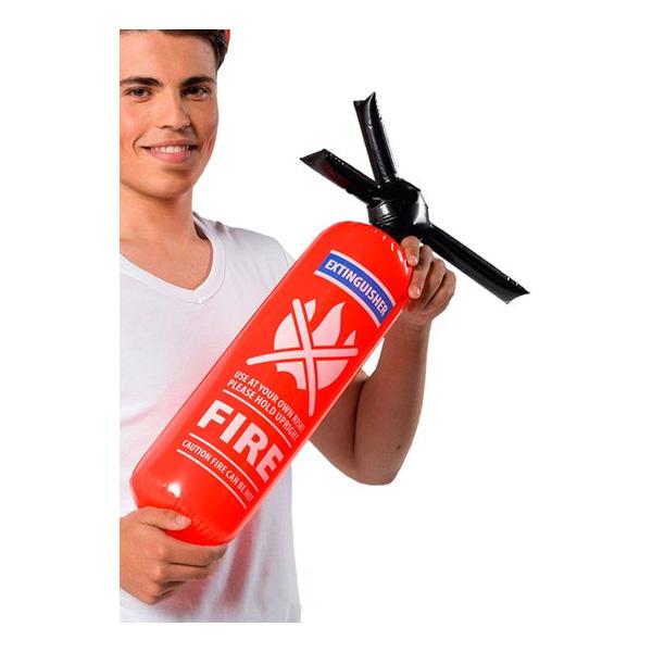 Uppblåsbar Brandsläckare