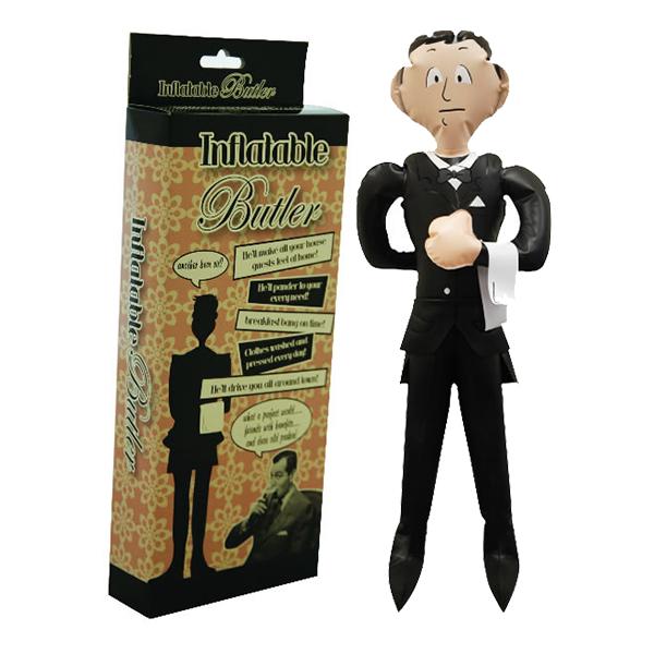 Uppblåsbar Butler