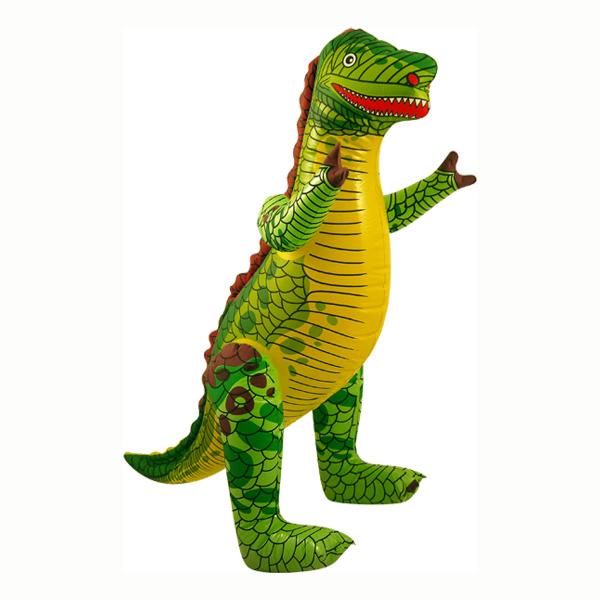 Uppblåsbar Dinosaurie