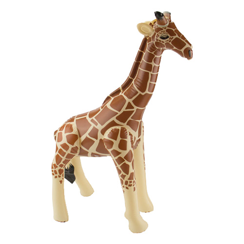 Uppblåsbar Giraff Stor