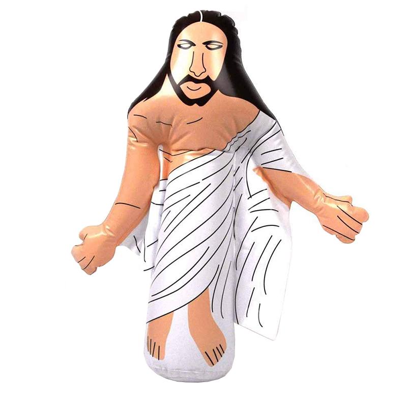 Uppblåsbar Jesus