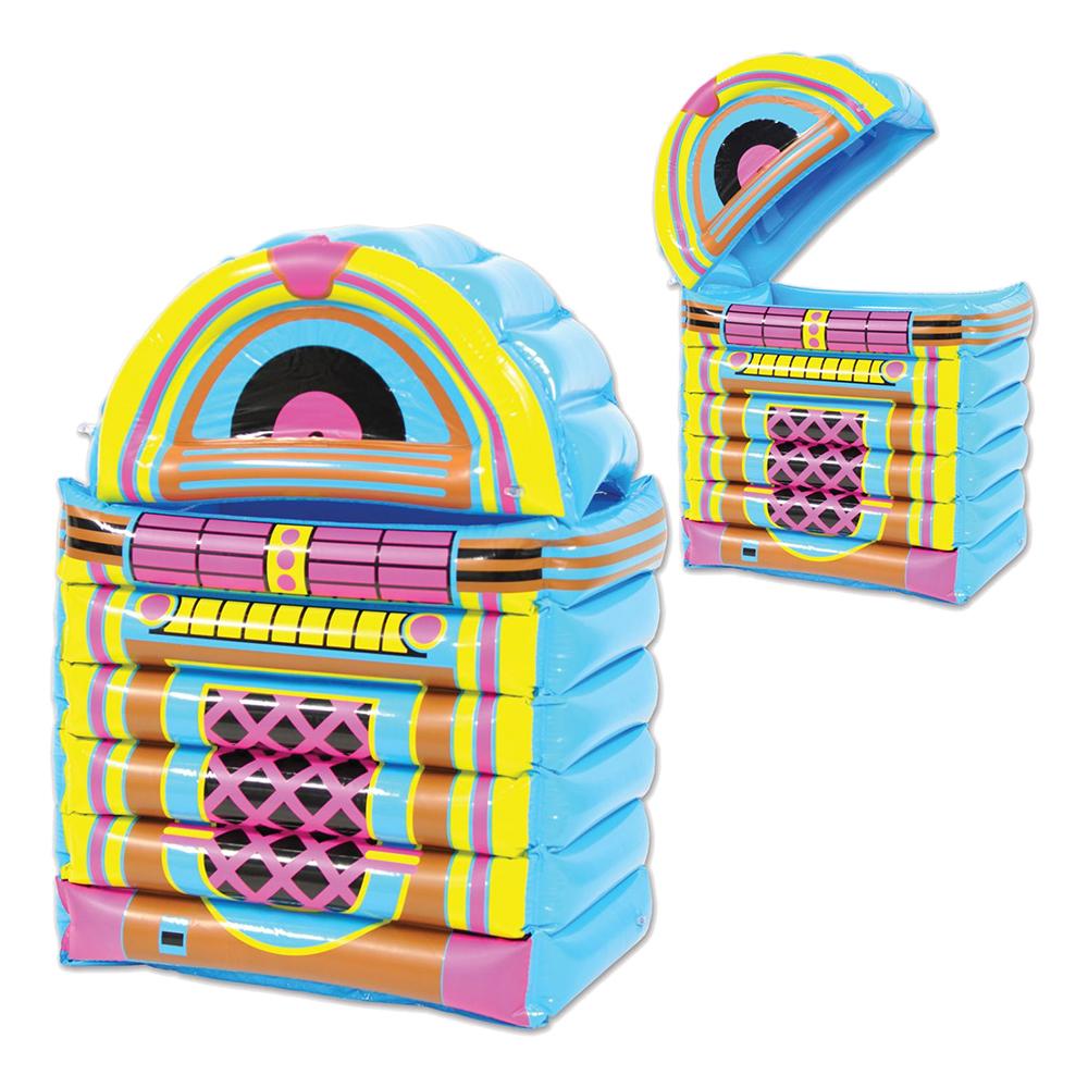 Uppblåsbar Jukeboxkyl