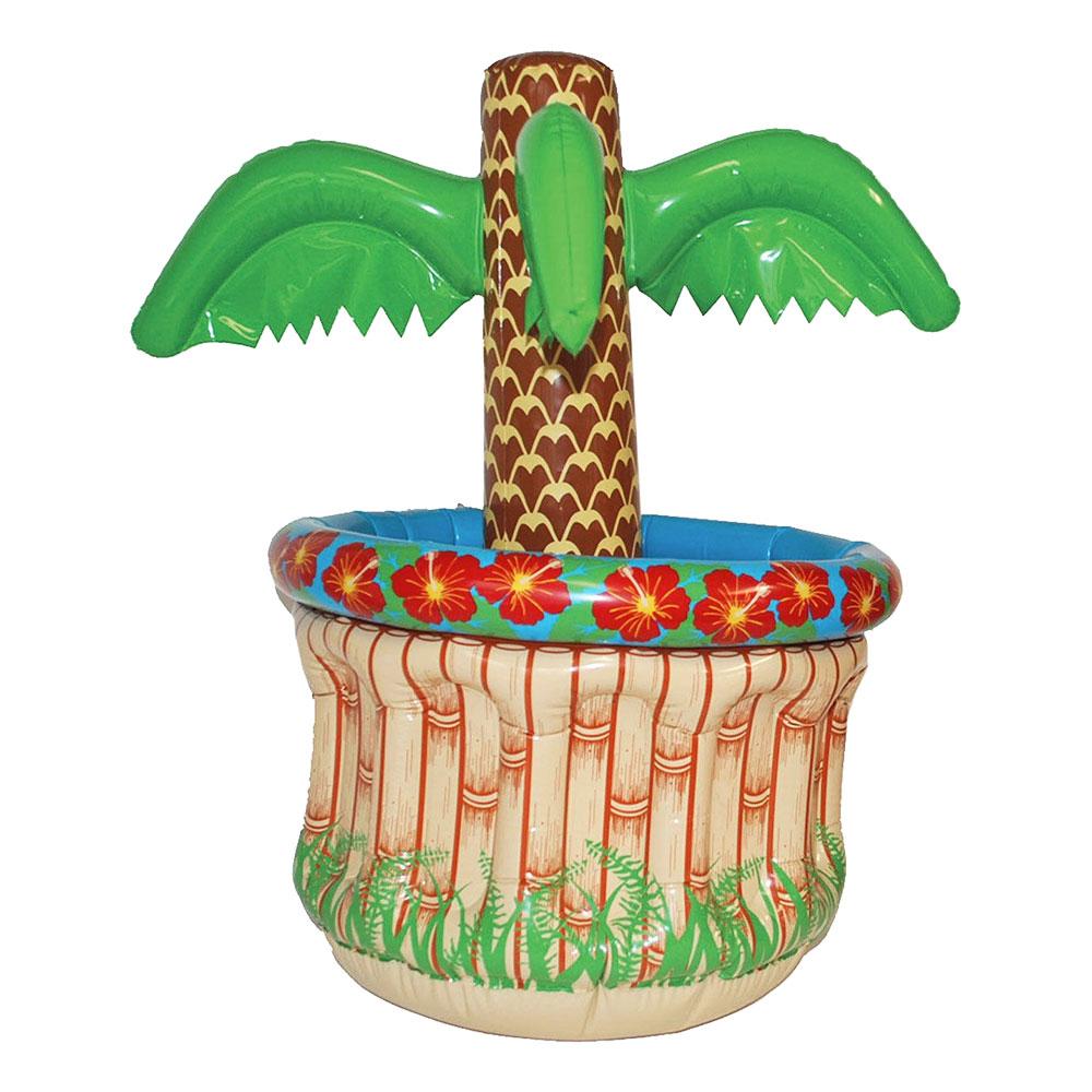 Uppblåsbar Palm Dryckeskylare