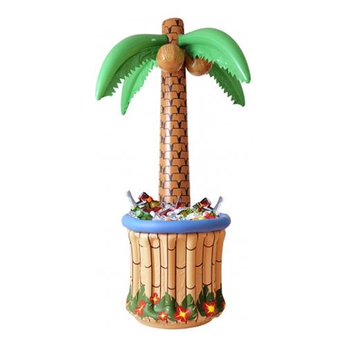 Uppblåsbar Palmkyl Stor