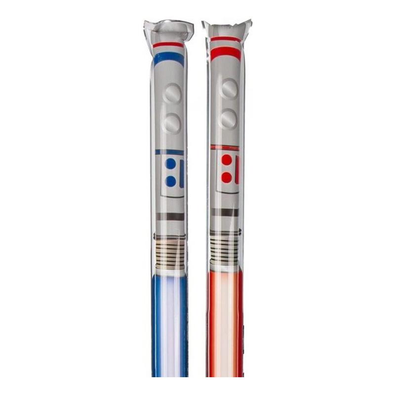 Uppblåsbart Lasersvärd - 1-pack