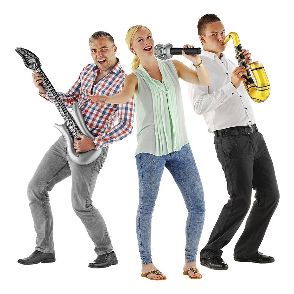 Uppblåsbart Band Set - 3-pack