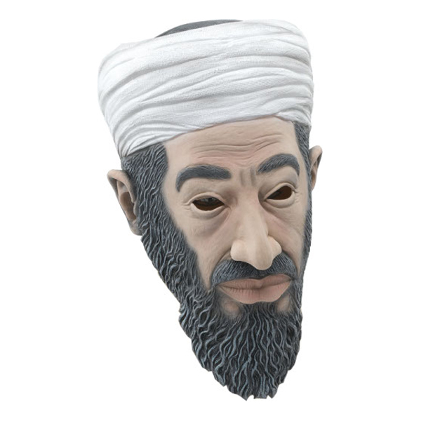 Usama bin Laden Mask - One size