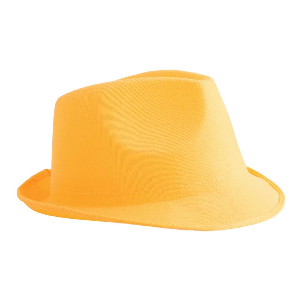 UV Neon Gul Hatt - One size