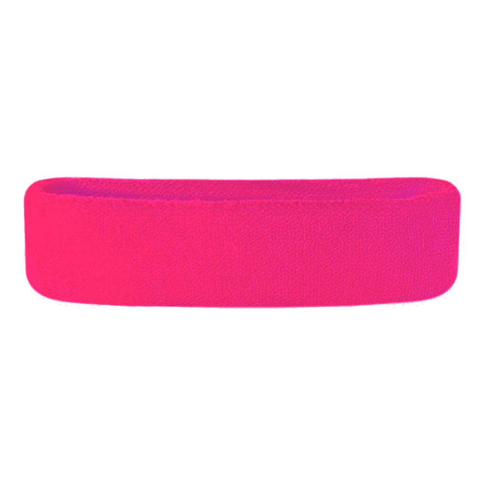 UV Neon Pannband - Rosa