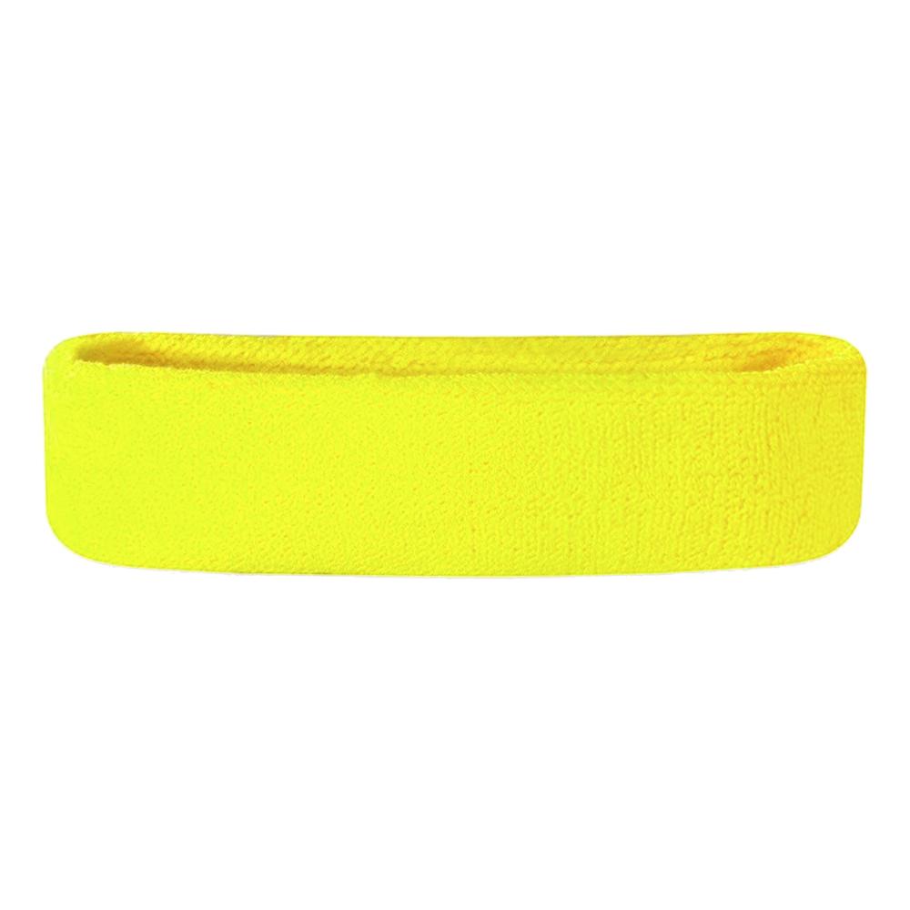 UV Neon Pannband - Gul