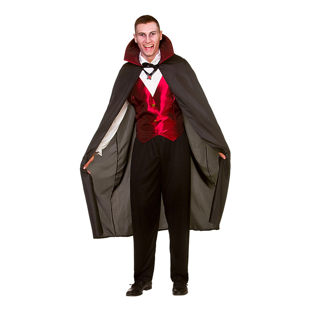Vampyr Budget Maskeraddräkt - Large