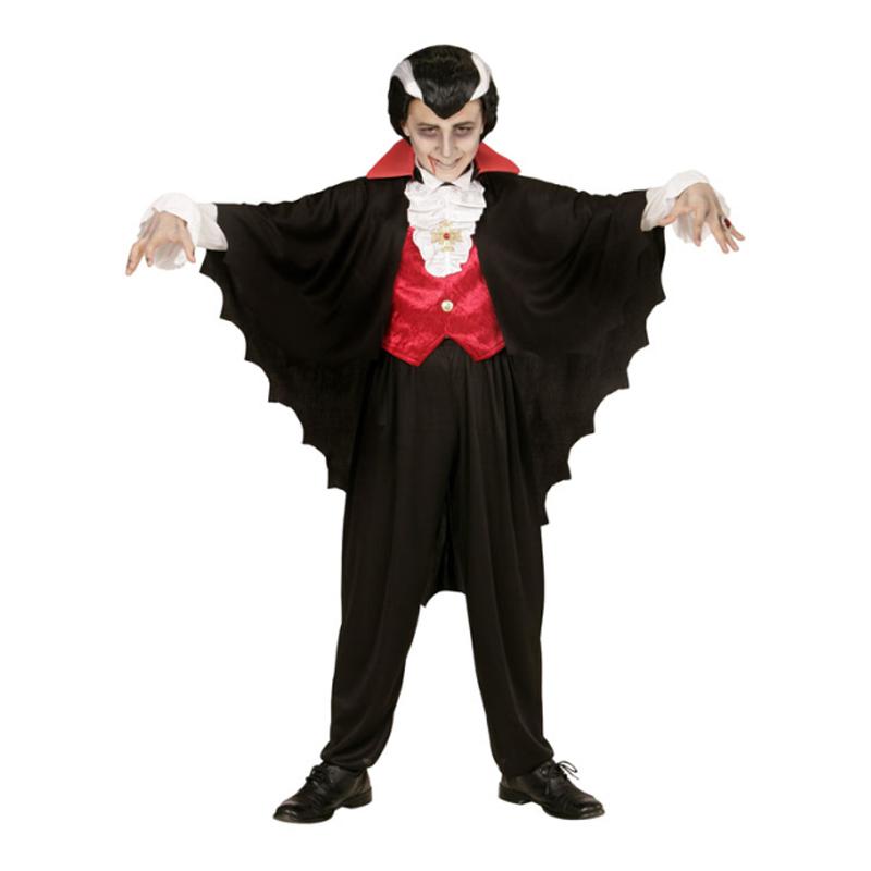 Vampyrcape för Barn - Medium