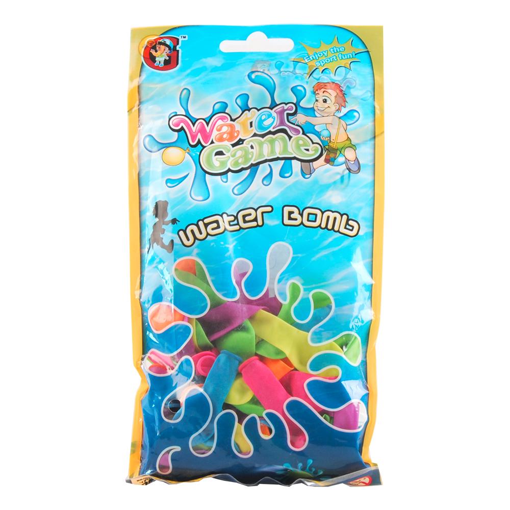 Vattenballonger - Vattenballonger i Påse - 100-pack
