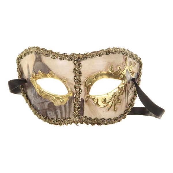 Venetiansk Partymask - One size