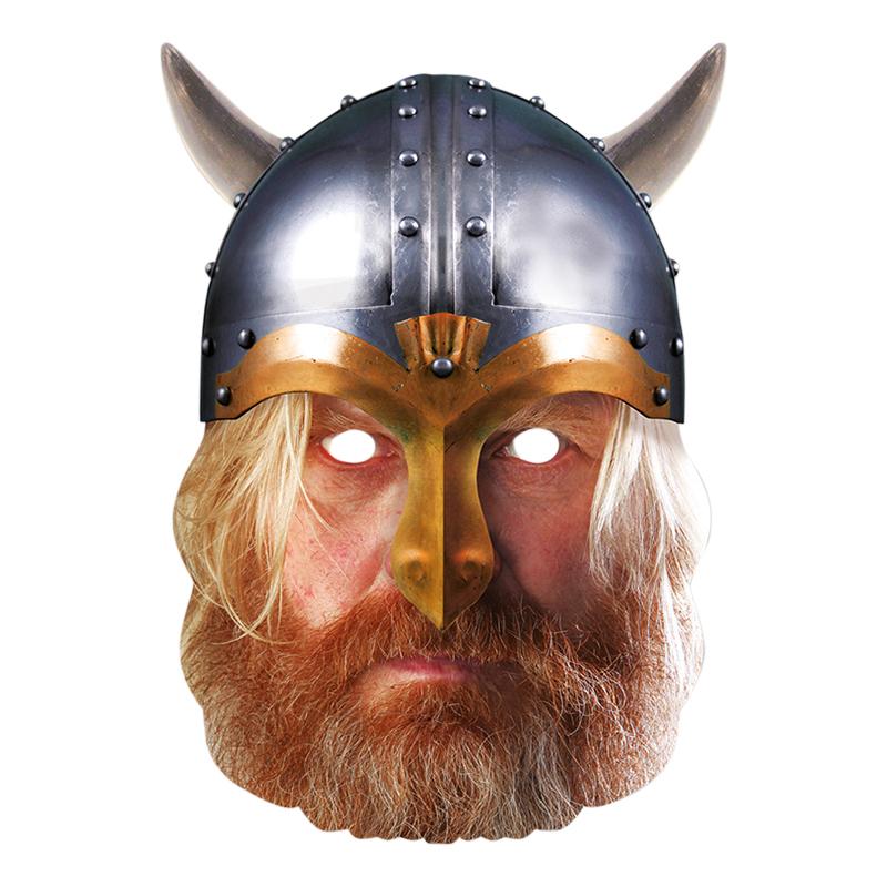 Viking Pappmask