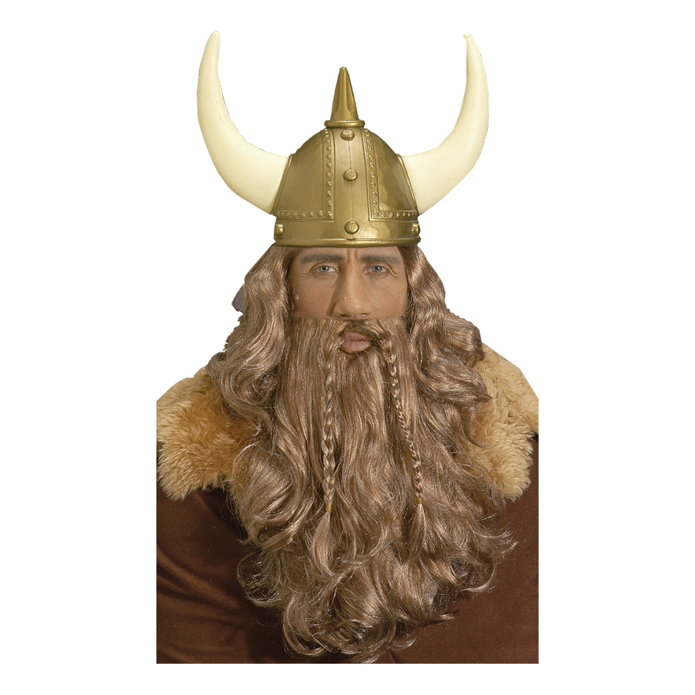 Viking Perukset - One size
