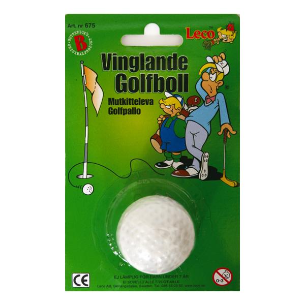 Vinglande Golfboll - 1-pack