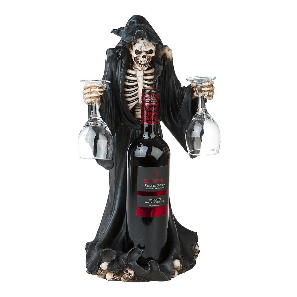 Vinhållare Skelett