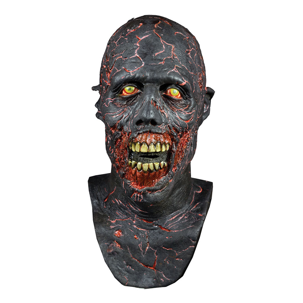 Walking Dead Charred Walker Mask - One size
