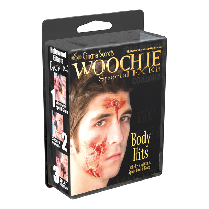 Woochie Body Hits FX-kit