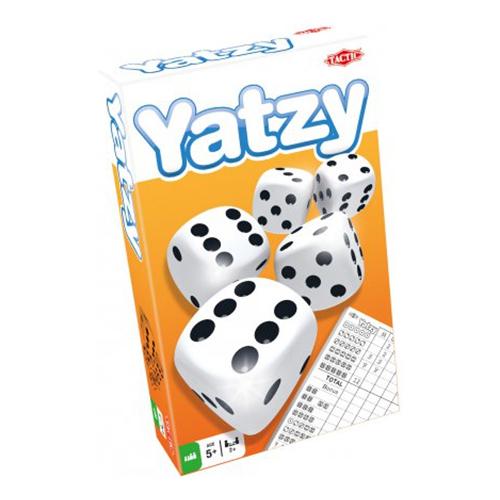 Yatzy Familjespel
