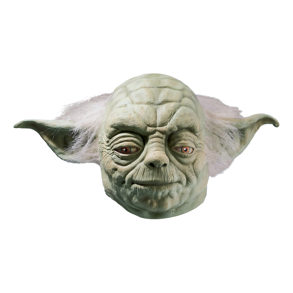 Yoda Latexmask - One size