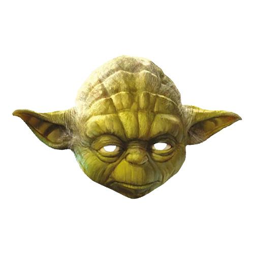 Yoda Pappersmask - One size