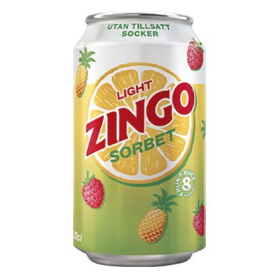Zingo Sorbet Light - 1-pack