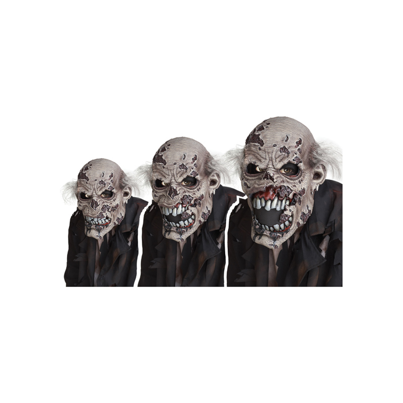 Zombie Ani-Motion Mask - One size