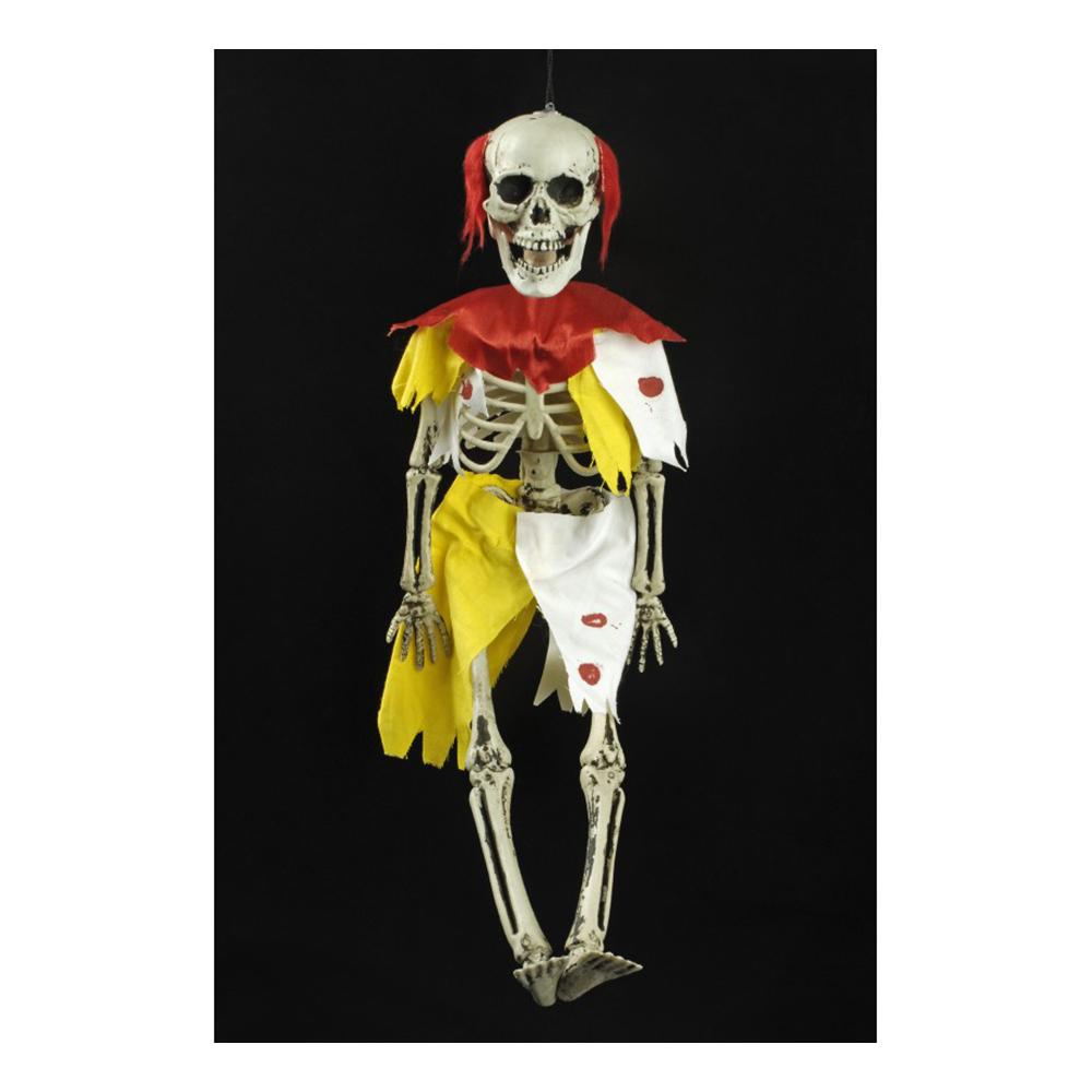 Zombie Clown Mini Prop