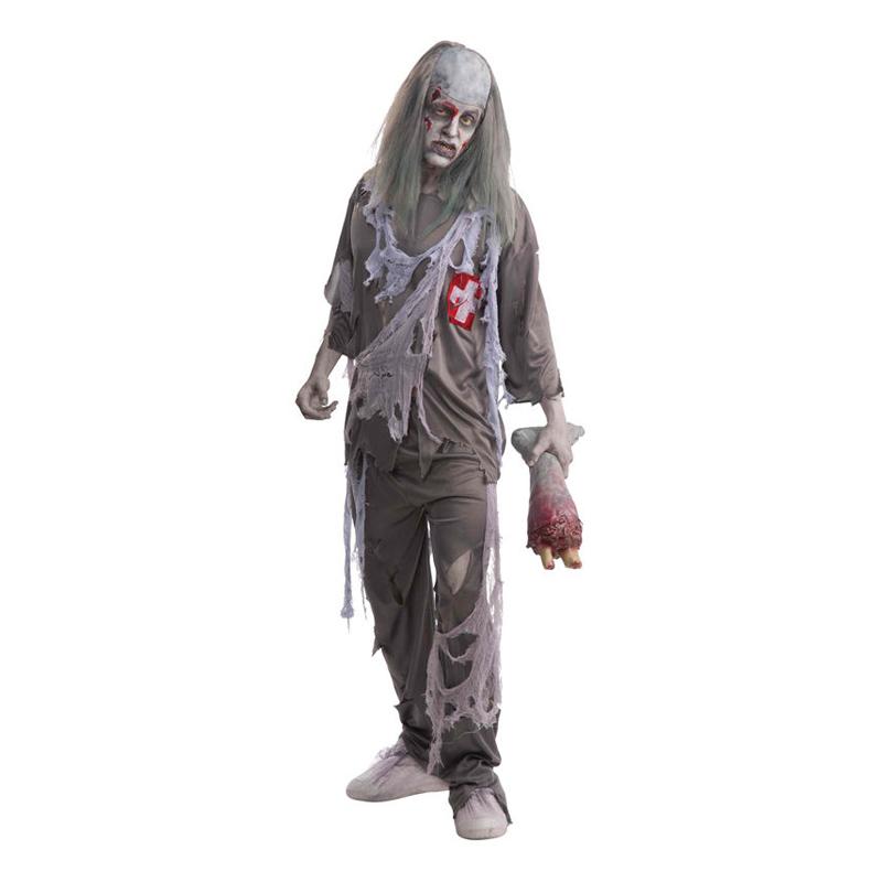 Zombie utklädnad för maskerad - Maskeradprylar.se 52839e9cb82e5