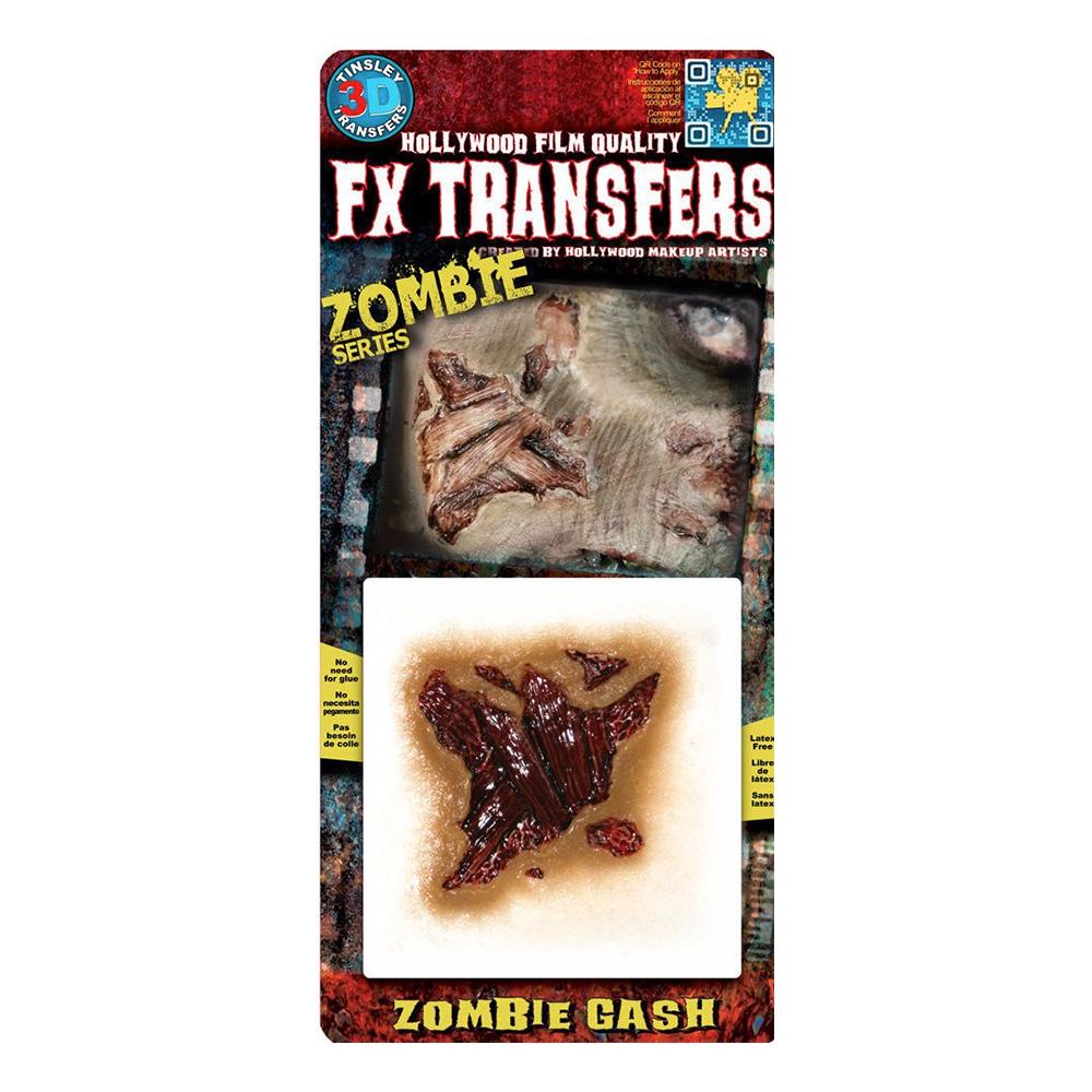 Zombie Gash FX Transfers