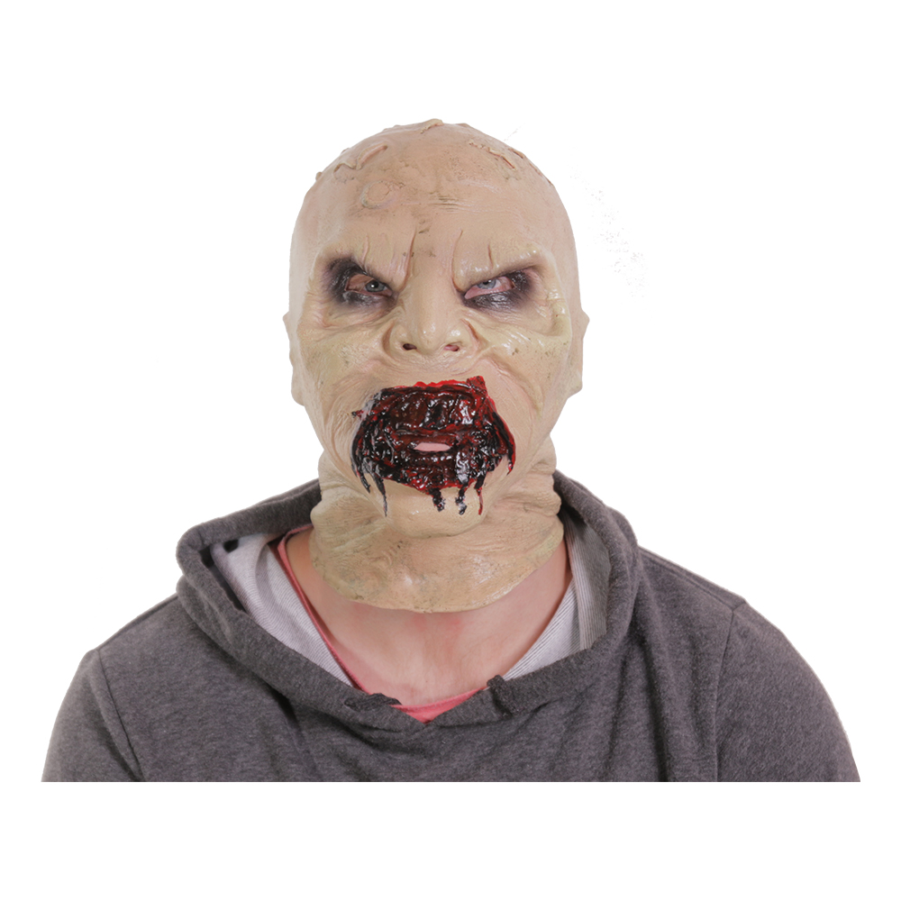 Zombie Greyland Film Mask - One Size