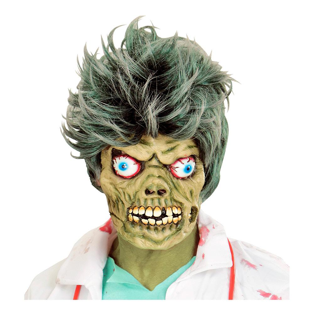 Zombie Halvmask - One size