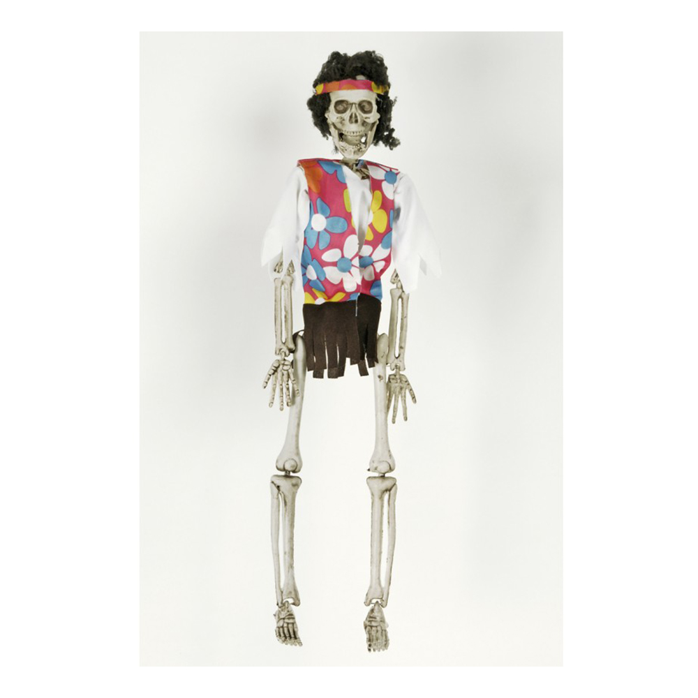 Zombie Hippie Mini Prop