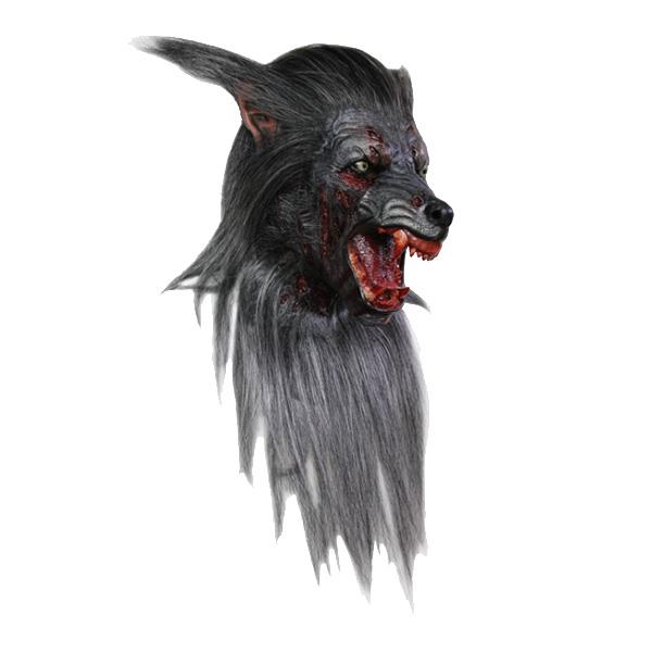 Zombie Vargmask - One size