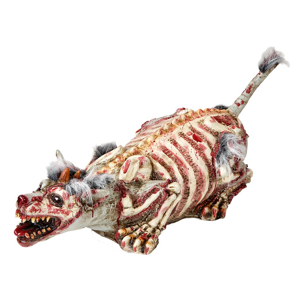 Zombiehund med Päls