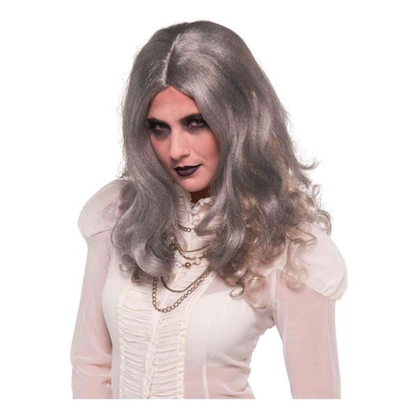 Zombiekvinna Peruk - One size