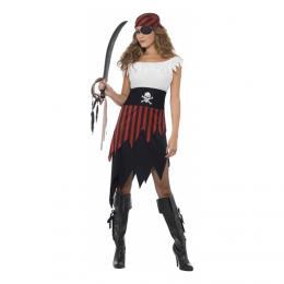 pirat utklädnad dam