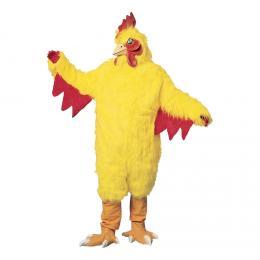 Kyckling Deluxe Maskeraddräkt f6a275ec0e812
