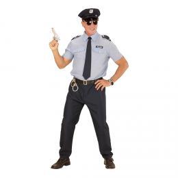 Tjuv-   Polis Maskeradkläder - Partykungen.se 42f9acb728815