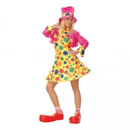 Klassisk Clown Barn Maskeraddräkt - Partykungen.se ed6a3583b8c8d