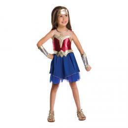 Wonder Woman Justice League Barn Maskeraddräkt 9b3ae5c393296